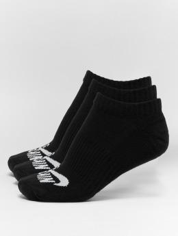 Nike SB Ponožky No-Show èierna