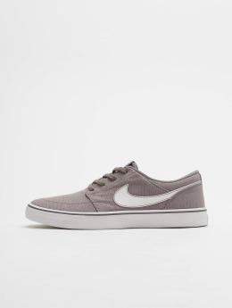 Nike SB Sneakers Solarsoft Portmore II šedá