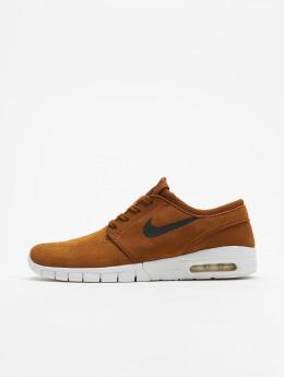 Nike SB Sneakers Stefan Janoski Max hnedá