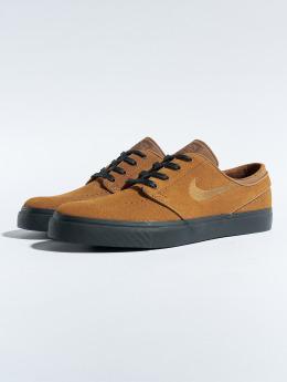 Nike SB Tennarit Zoom Stefan Janoski ruskea
