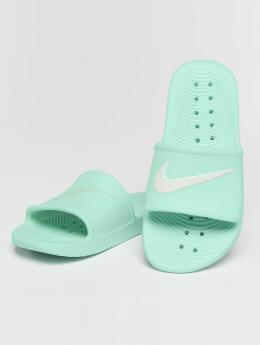 Nike Slipper/Sandaal Kawa groen