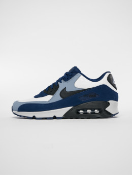 Nike Sneaker Air Max 90 Leather blu