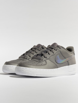 Nike / sneaker Air Force 1 Kids in grijs