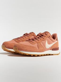 Nike / sneaker Internationalist Women's Sneakers in rood