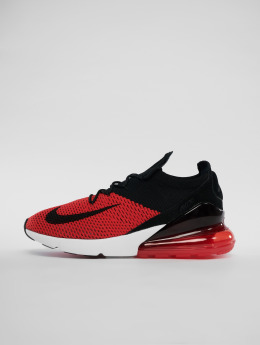 Nike Sneaker Air Max 270 Flyknit rot
