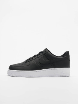 big sale ae505 1a62b Nike Sneaker Air Force 1  07 schwarz