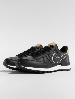 Nike Sneaker Internationalist Heat schwarz