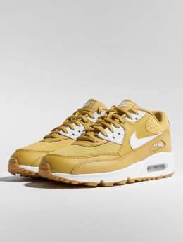 Nike Sneakers Air Max 90 gold colored
