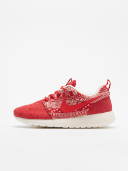 Nike Sneakers  Rosherun röd