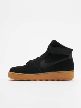 Nike Tennarit Air Force 1 High '07 LV8 musta