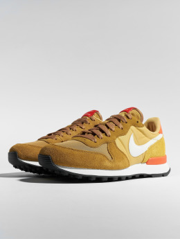 Nike Tennarit Internationalist ruskea