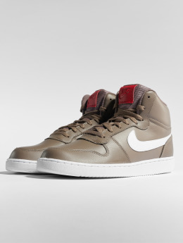 Nike Zapatillas de deporte Ebernon Mid marrón
