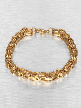 Paris Jewelry Bracelet Stainless Steel gold colored