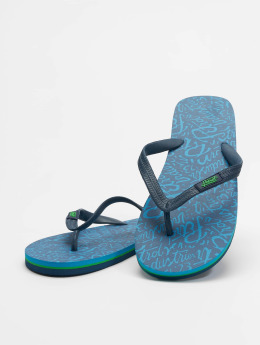Petrol Industries Chanclas / Sandalias Summer  turquesa