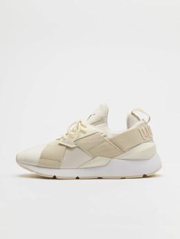 Puma Sneaker Muse Satin II bianco