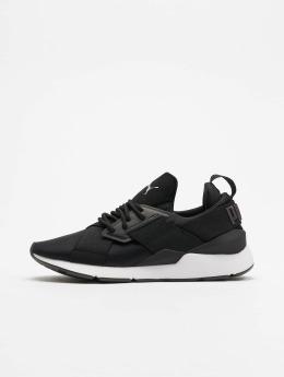 Puma Sneakers Muse Satin black