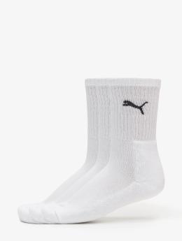 Puma Socken 3-Pack Sport weiß