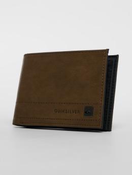 Quiksilver Lommebøker Stitchy brun