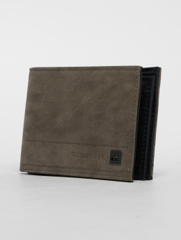 Quiksilver Wallet Stitchy brown