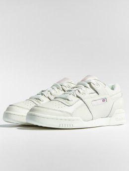 Reebok Baskets Workout Lo Plus beige