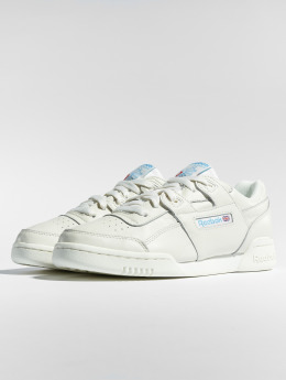 Reebok Baskets Workout Lo Plus blanc