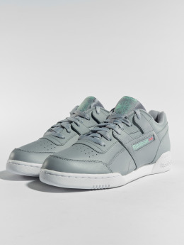 Reebok Baskets Workout Plus Mu gris