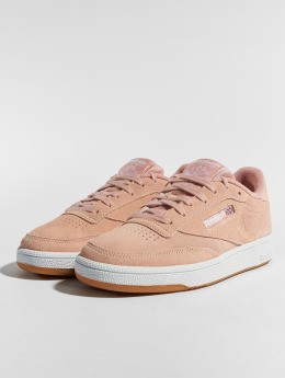Reebok Baskets CLUB C 85 rose