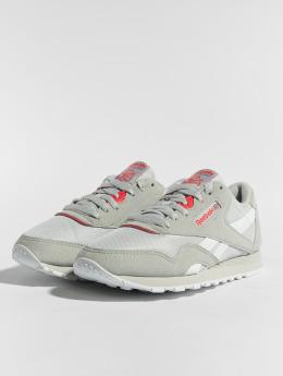 Reebok Sneaker CL Nylon M TXT grau