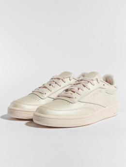 Reebok Sneaker CLUB C 85 rosa chiaro