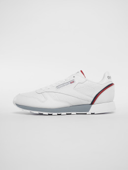 Reebok Zapatillas de deporte Cl Leather Mu blanco