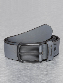 Reell Jeans Belt All Black grey