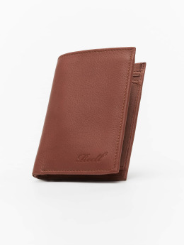 Reell Jeans Geldbeutel Trifold Leather braun