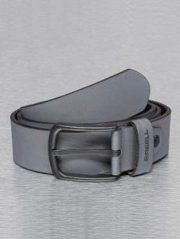 Reell Jeans Pásky All Black šedá