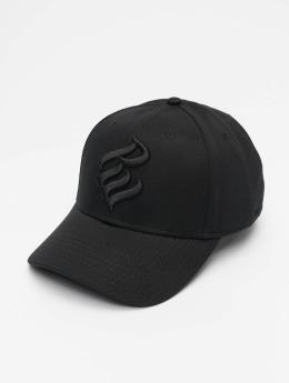 Rocawear Fitted Cap Vu Daddy nero