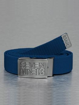 Seven Nine 13 Bælte Jaws Stretc blå