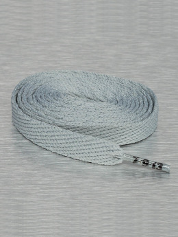 Seven Nine 13 Schnüsenkel Hard Candy Flat grau