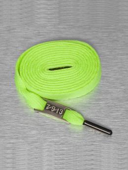 Seven Nine 13 Snørebånd Full Metal grøn