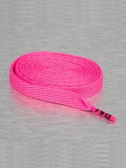 Seven Nine 13 Snørebånd Hard Candy Flat pink
