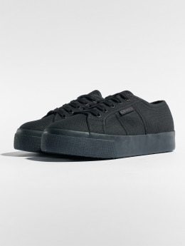Superga Sneaker Cotu nero