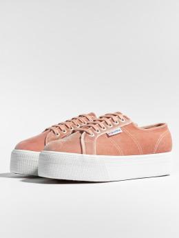 Superga Sneakers 2797 Velvetpolyw pink