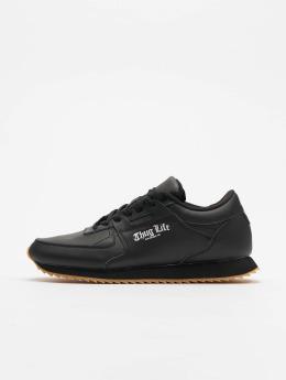 Thug Life Sneakers Frontin èierna