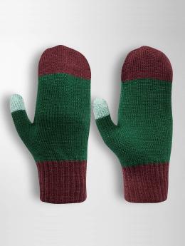 TrueSpin Handschuhe Mittens grün