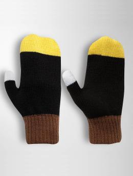TrueSpin Handschuhe Mittens schwarz
