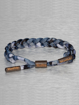 Tubelaces armband TubeBlet grijs