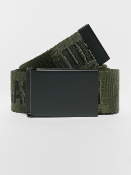 Urban Classics Belt Jaquard green