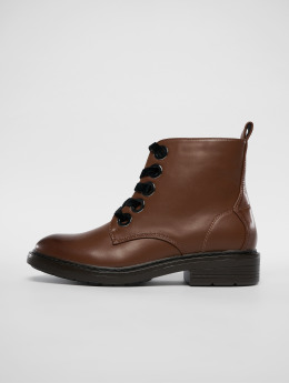 Urban Classics Boots Velvet Lace brown