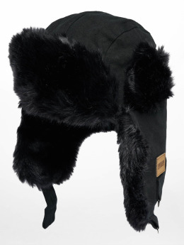 Urban Classics hoed New Trapper zwart