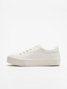 Urban Classics Sneaker Plateau weiß