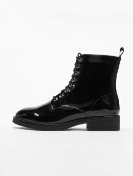 Urban Classics Støvler Lace sort