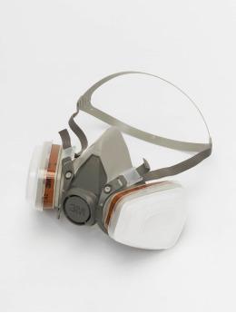 3M Tarvikkeet Profi Respiratory Protection Mask harmaa